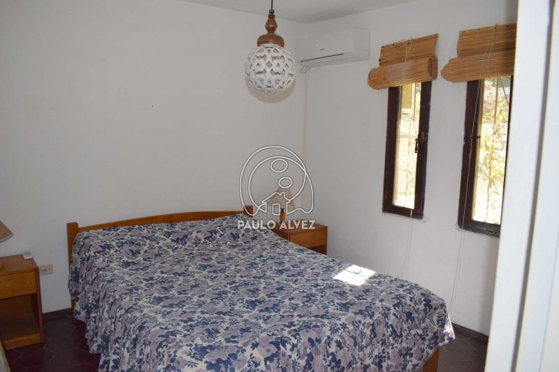 Dormitorio matrimonial con aire