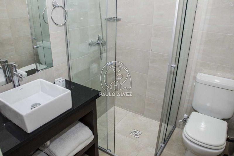Baños cómodos