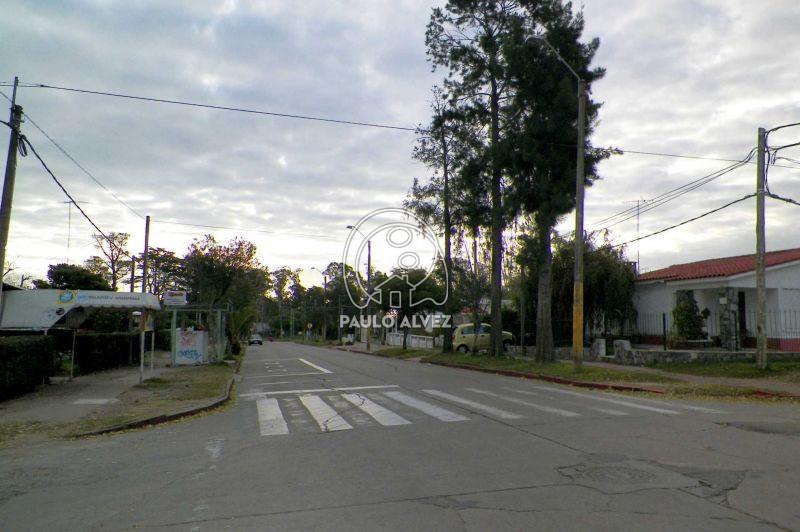 Sobre 2 calles principales